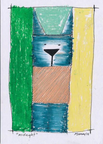 Pastel - Midnight by Michael Mooney