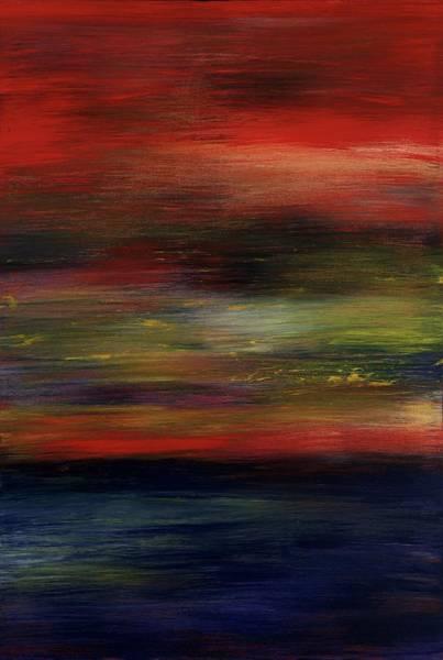 Painting - Midnight Moonlight by Angela Bushman