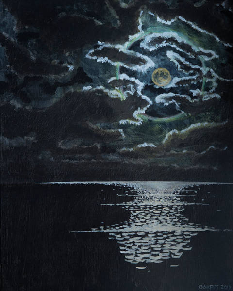 Midnight Passage Art Print