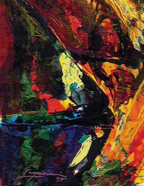Painting - Midnight by Thomas Lupari