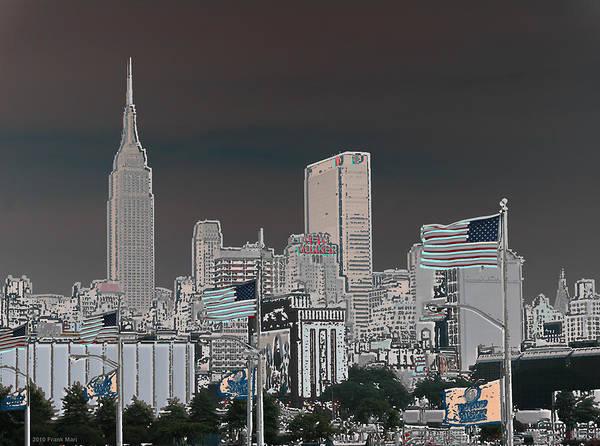 Photograph - Midtown Skyline 1.2 - Nyc by Frank Mari