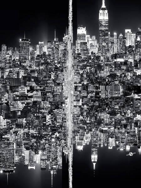 Photograph - Midtown by Tony Rubino