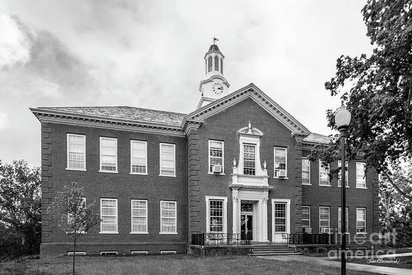 Photograph - Midway University Marrs Hall by University Icons