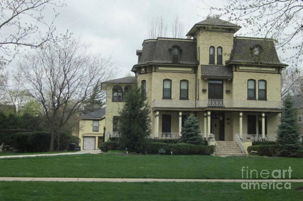 Photograph - Midwest Home by Kathie Chicoine