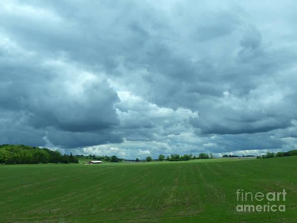Photograph - Midwestern Sky by Rosanne Licciardi