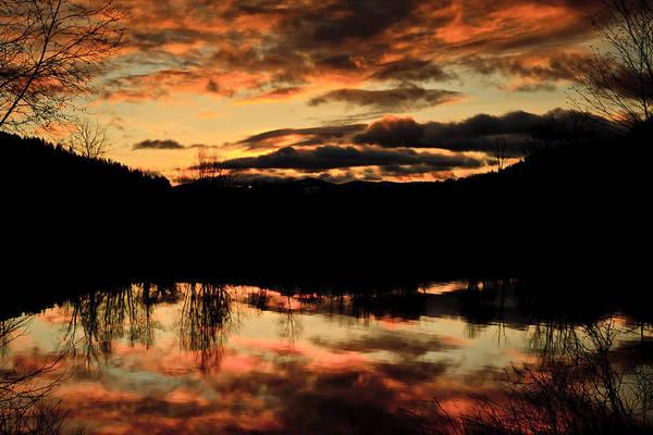 Photograph - Midwinter Sunrise by Albert Seger