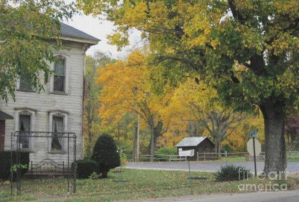 Photograph - Mifflin, Ohio by Kathie Chicoine