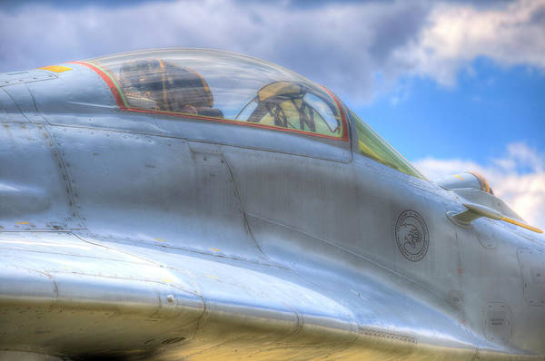 Wall Art - Photograph - Mig-29b Fighter Jet by David Pyatt