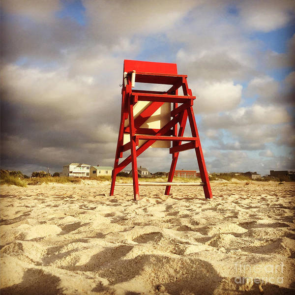Photograph - Mighty Red by LeeAnn Kendall