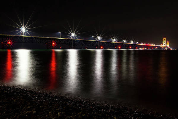 Wall Art - Photograph - Mighty Mac 8 by Heather Kenward