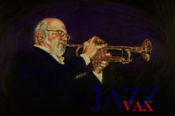 Mike Vax Art Print