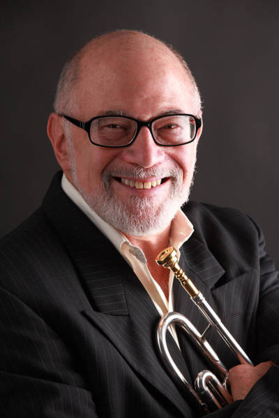Photograph - Mike Vax Professional Trumpet Player Photographic Print 3763.02 by M K Miller