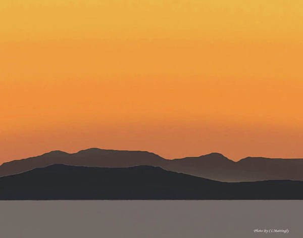 Photograph - Mykonos Sunset by Coleman Mattingly