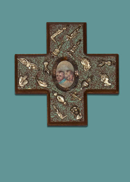 Photograph - Milagro Cross by Anne Cameron Cutri