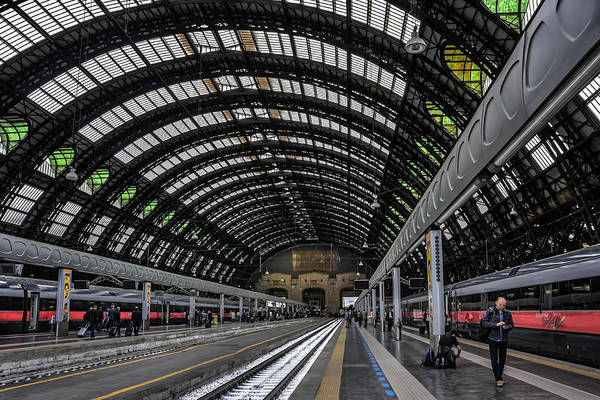 Viewpoint Photograph - Milano Centrale by Carol Japp