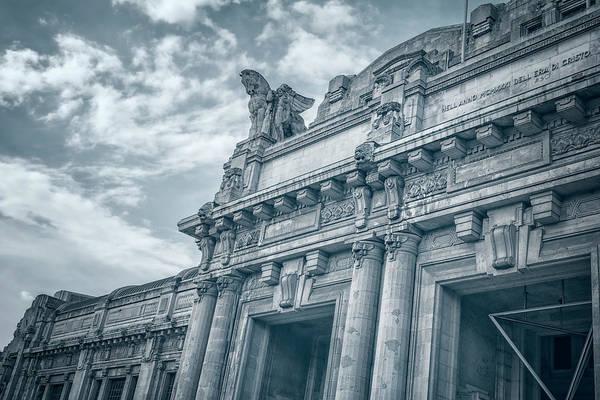 Photograph - Milano Centrale II by Joan Carroll