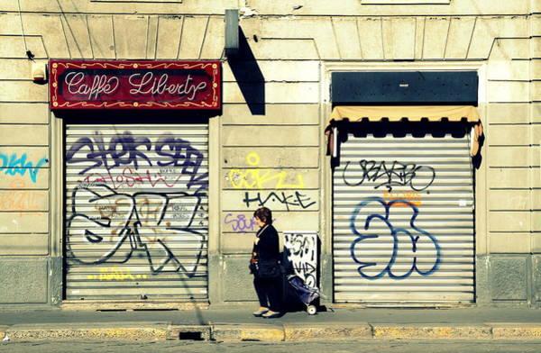Wall Art - Photograph - Milano Serrata by Valentino Visentini