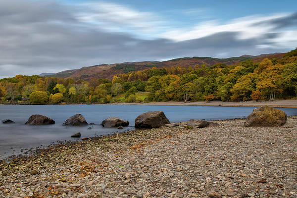 Photograph - Milarrochy Bay On Loch Lomond by Jeremy Lavender Photography