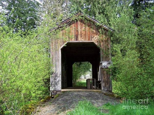 Milbrandt Bridge Portal Art Print
