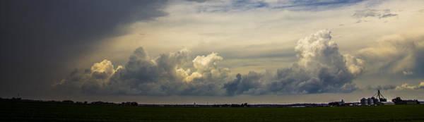 Photograph - Mild Nebraska Thunderstorms 014 by NebraskaSC