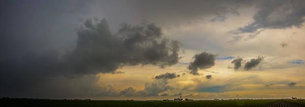 Photograph - Mild Nebraska Thunderstorms 016 by NebraskaSC