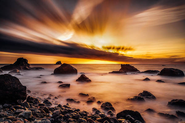 Photograph - Mile Rock Beach  by Lee Harland