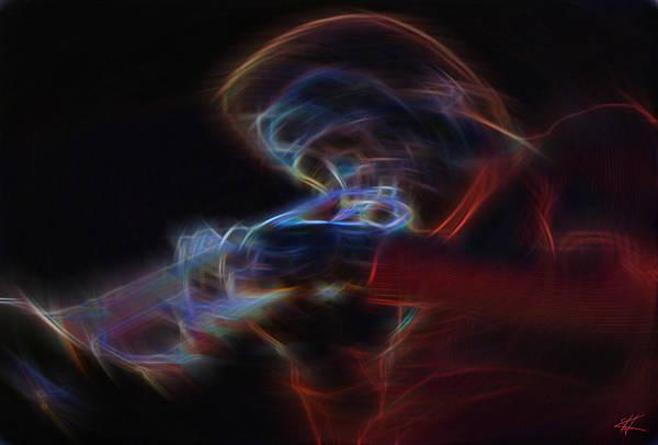 Digital Art - Miles Away by Kenneth Armand Johnson
