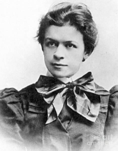Photograph - Mileva Maric (1875-1948) by Granger