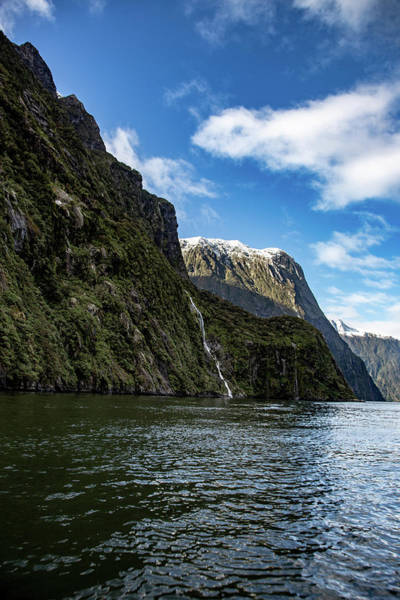 Wall Art - Photograph - Milford Sound by Patrick Flynn