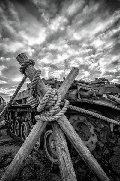 Wall Art - Photograph - Military Vehicle by Mike Burgquist