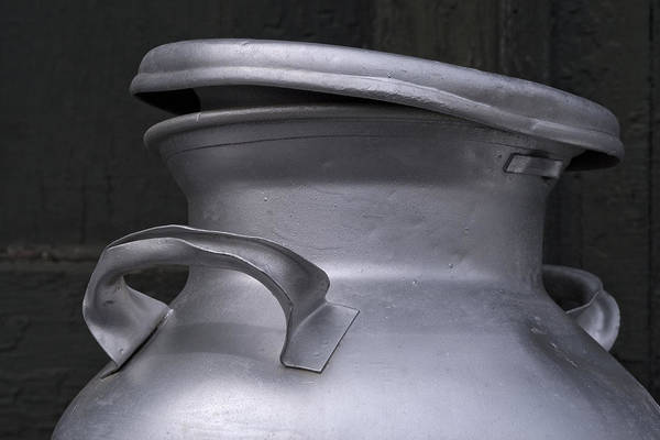 Photograph - Milk Can by Becky Titus