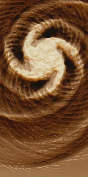 Digital Art - Milk Effects No4 by Matt Lindley