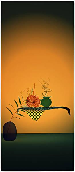 Jug Digital Art - Milk Jug And Vase by Andrei SKY
