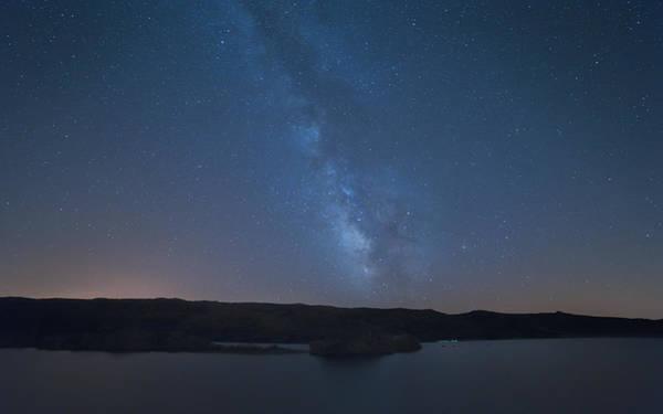 Photograph - Milky Lagoon by Bruno Rosa