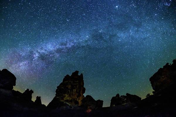 Photograph - Milky Way At Phyrgia by Okan YILMAZ