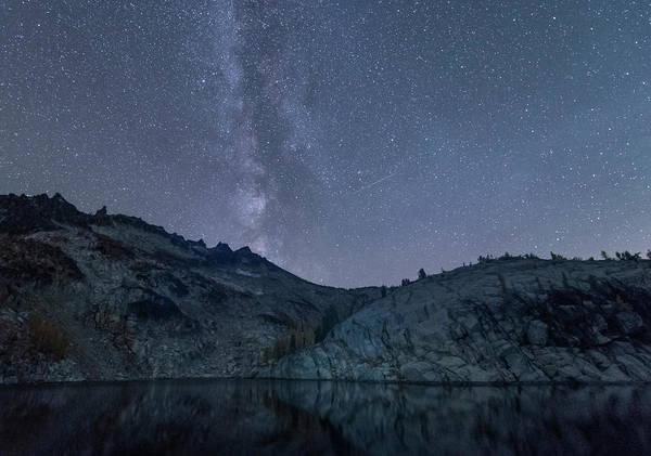 Milky Way At The Enchantments Art Print