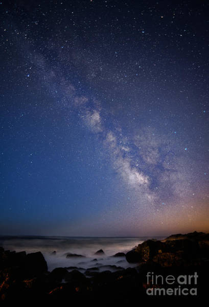 Kennebunkport Maine Photograph - Milky Way Dream 1 by Scott Thorp