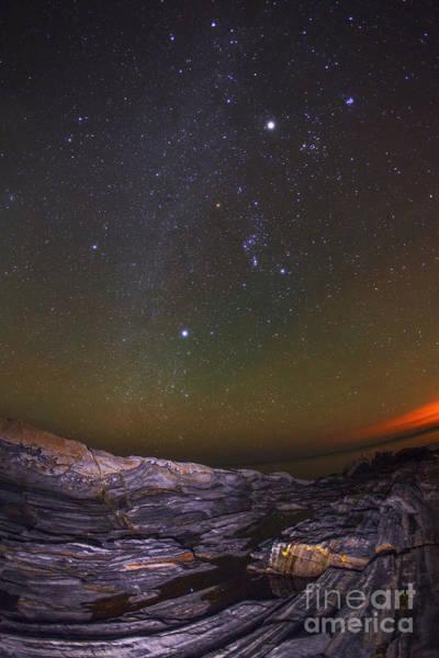 Wall Art - Photograph - Milky Way, Maine, Usa by Babak Tafreshi