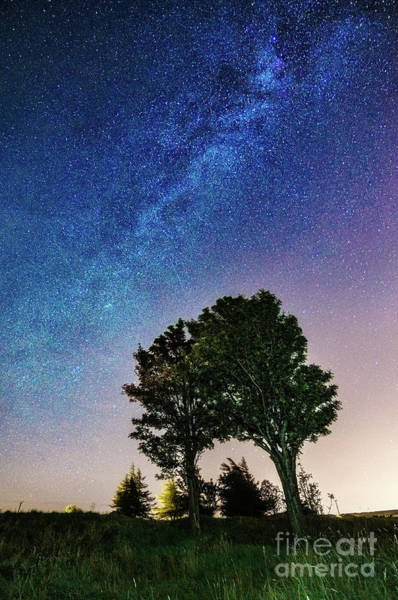 Photograph - Milky Way by Mariusz Talarek