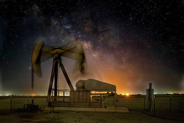 Photograph - Milky Way Motion by Jonas Wingfield