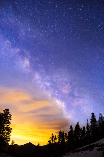 Photograph - Milky Way Night To Day by James BO Insogna