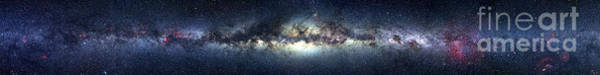 Photograph - Milky Way by Shigemi Numazawa Atlas Photo Bank