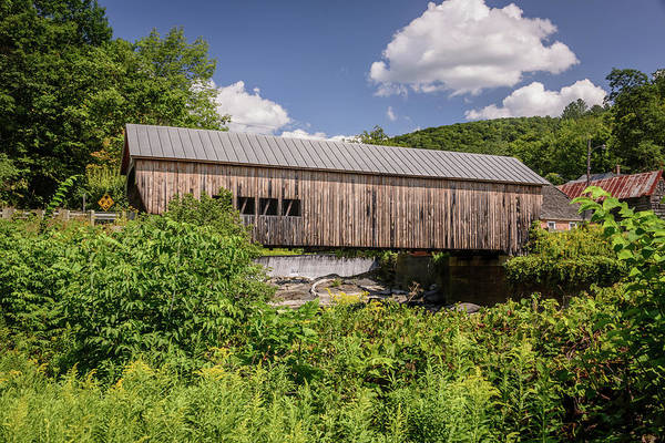 Photograph - Mill Bridge by Robert Mitchell