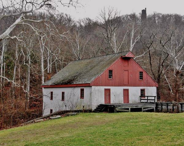 Photograph - Mill By Bowmans Hill by Val Arie
