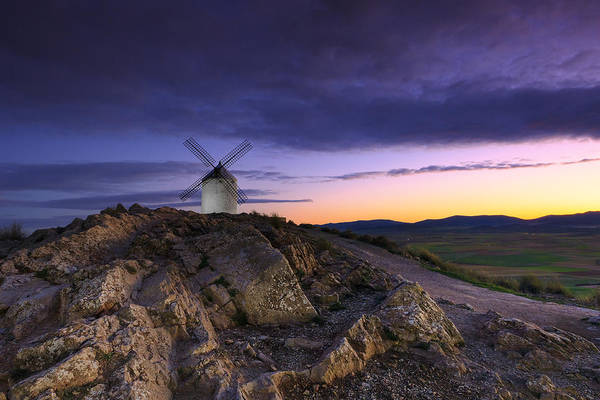 Mills Photograph - Mill by Glendor Diaz Suarez