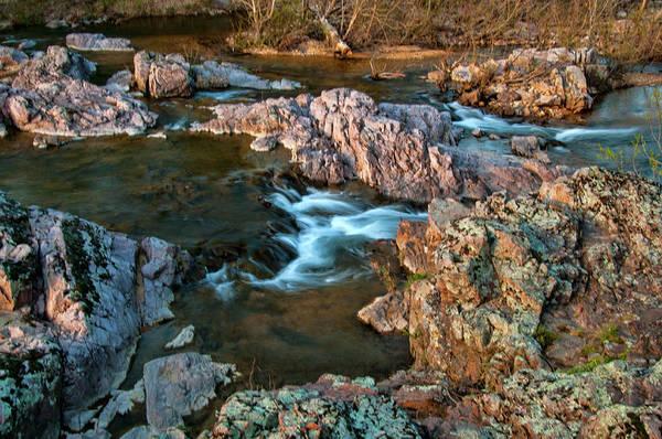 Photograph - Mill Mountain Shutins by Steve Stuller