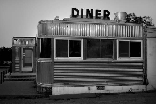 Photograph - Mill Pond Diner I by David Gordon