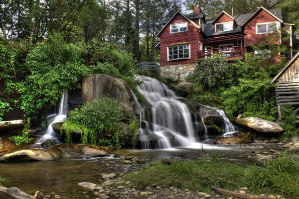 Mill Shoals Falls Wall Art - Photograph - Mill Shoals Falls by Stephen Gray