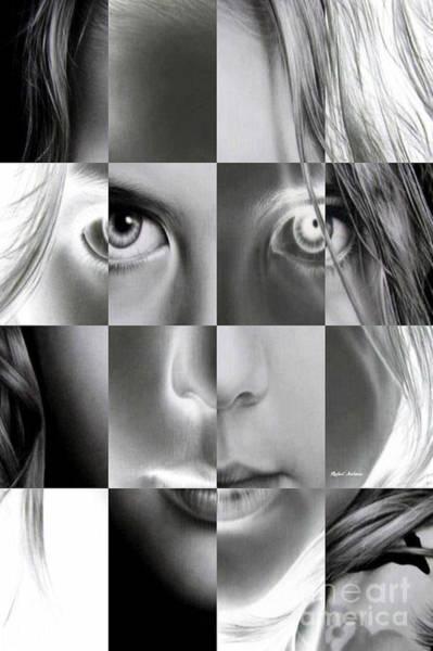 Digital Art - Millennial Square Series 1256 by Rafael Salazar