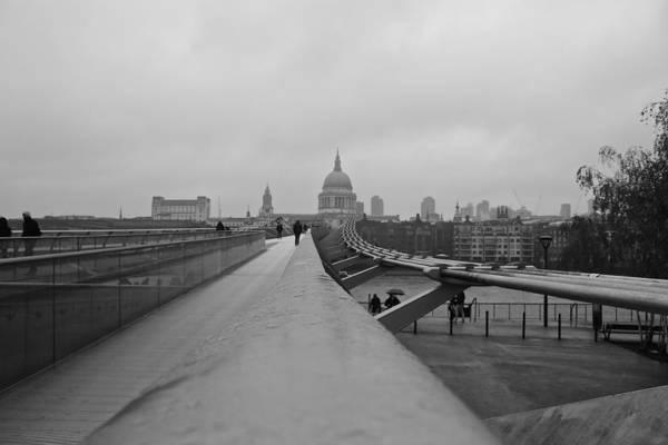 Wall Art - Photograph - Millennium Bridge by John Isgar